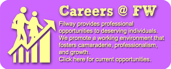 Careers at Filway
