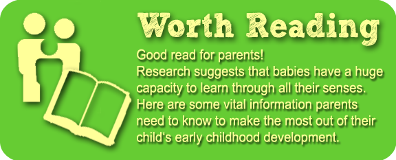 Good read for Parents