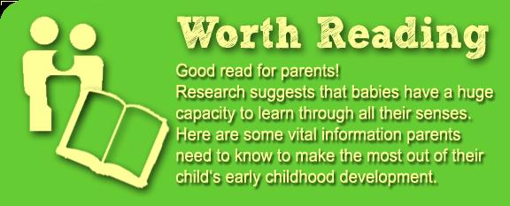 Good read for Parents